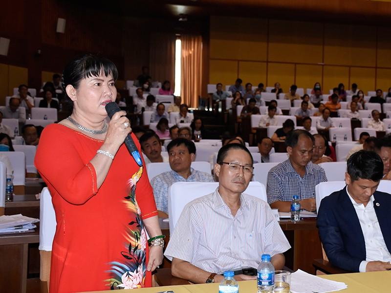 Bà Rịa-Vũng Tàu: Gặp lãnh đạo doanh nghiệp tố bị gây khó - ảnh 1
