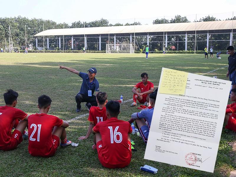 Nghi án U-19 Bình Định bán độ: UBND tỉnh yêu cầu xử nghiêm - ảnh 1