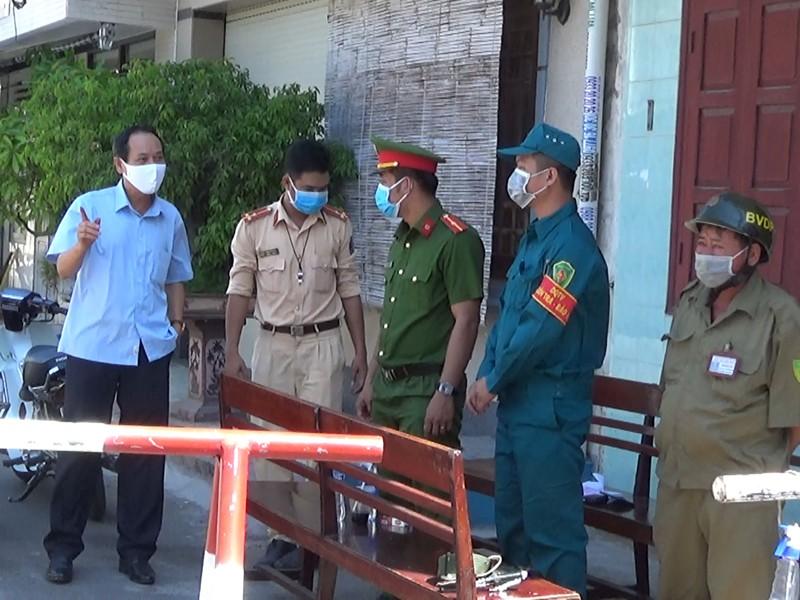 Bình Thuận: Dân an tâm cách ly chống dịch COVID-19 - ảnh 1