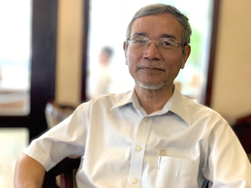 Doanh nhân Việt làm lốp xe bán sang Nhật, Hàn - ảnh 1