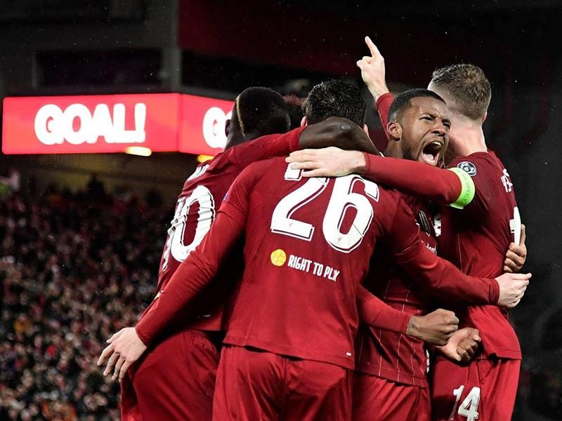 Số phận Liverpool và kịch bản Premier League trong mùa dịch - ảnh 1