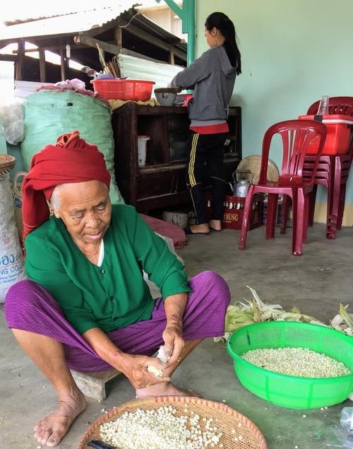 Nhịp sống ở thôn Văn Lâm 3 sau những ngày cách ly - ảnh 2