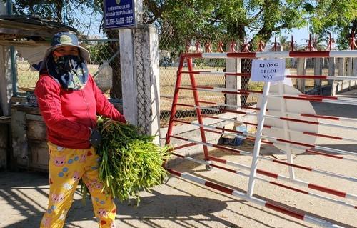 Nhịp sống ở thôn Văn Lâm 3 sau những ngày cách ly - ảnh 6