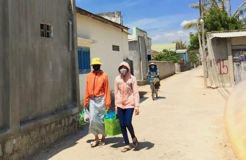Nhịp sống ở thôn Văn Lâm 3 sau những ngày cách ly - ảnh 8