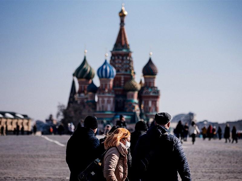 Lý giải số ca nhiễm thấp kỷ lục của Nga - ảnh 1