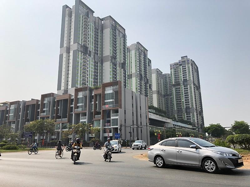 Giá bất động sản vẫn cao trong mùa dịch - ảnh 1