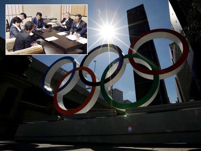 Bí mật 'chiếc hộp đen' ở Tokyo trước khi hoãn Olympic - ảnh 1