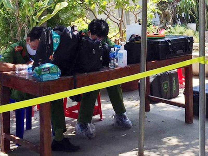 Bình Thuận báo cáo vụ thượng tọa bị sát hại - ảnh 1