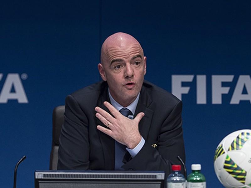 Chủ tịch FIFA: 'Hãy ở nhà lo cho sức khỏe của mình!' - ảnh 1