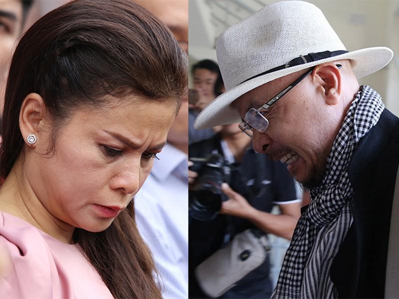 Đề nghị hủy án vụ ly hôn vợ chồng Trung Nguyên - ảnh 1