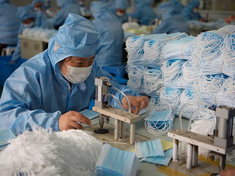 50 nước, lãnh thổ mua thiết bị y tế Trung Quốc - ảnh 1