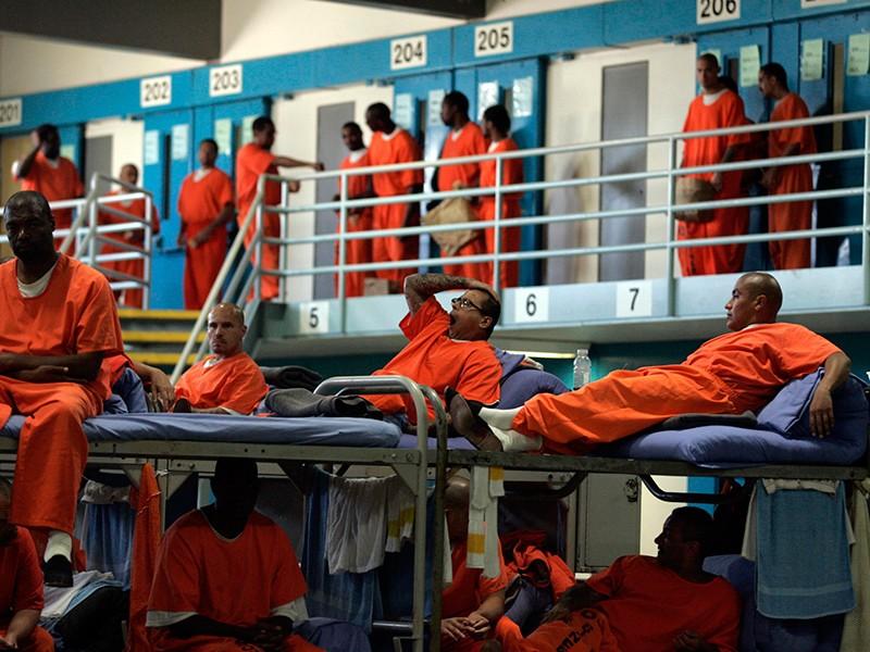 Tù nhân Mỹ giữa dịch COVID-19: Không khác án tử hình - ảnh 1