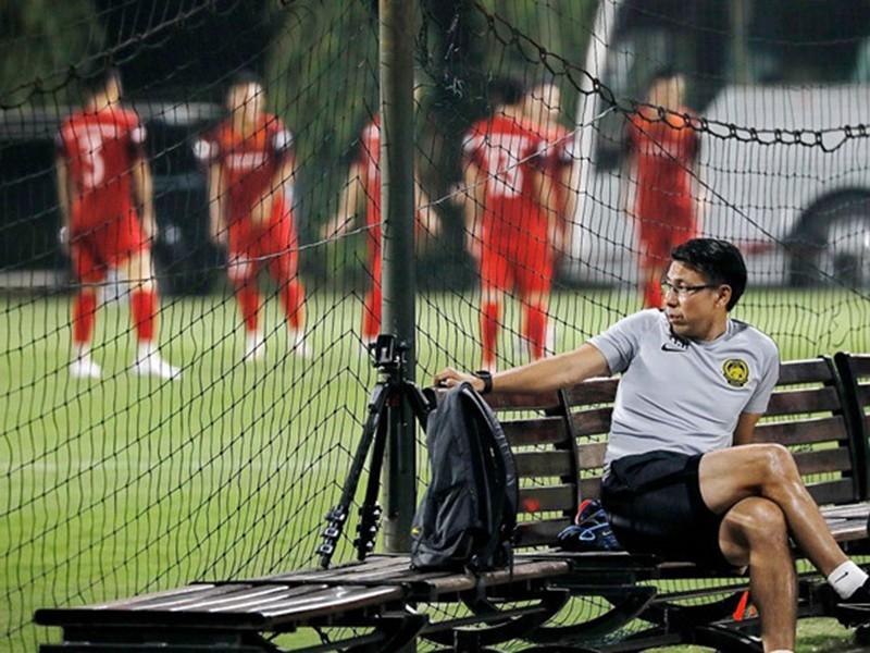 HLV Malaysia háo thắng đặt cửa thắng thầy trò ông Park - ảnh 1