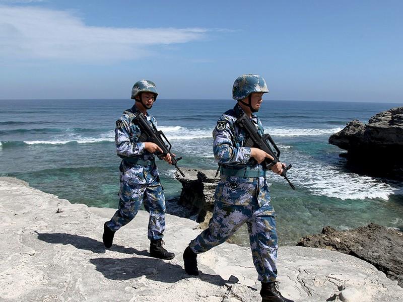 Biển Đông: Trung Quốc dùng 'mặt nạ' dân sự che đậy quân sự - ảnh 2