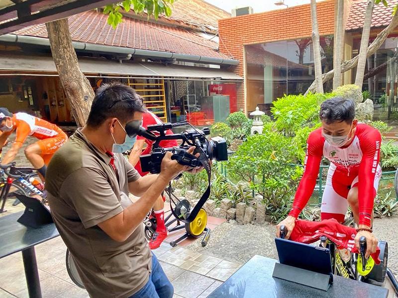 Trực tiếp cuộc đua Niềm tin chiến thắng trên sóng HTV - ảnh 1