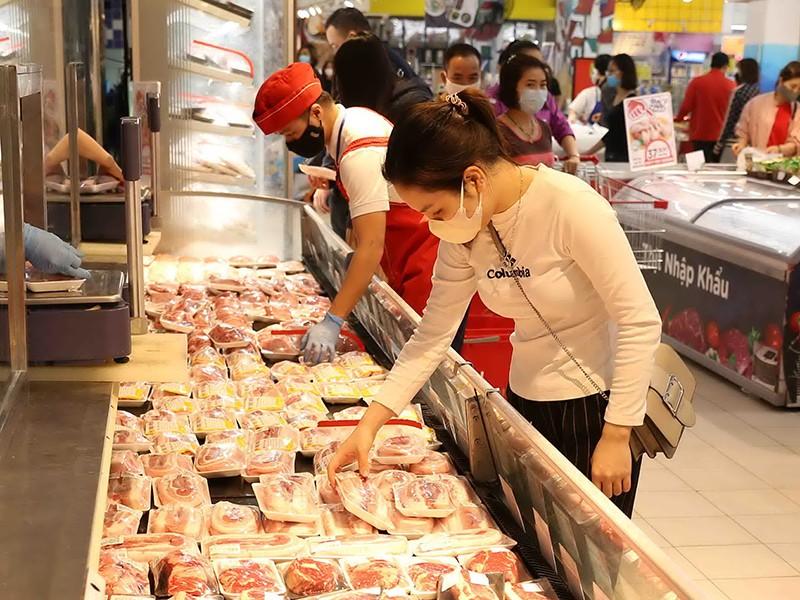 Tìm giải pháp hạ cơn sốt giá thịt heo - ảnh 1