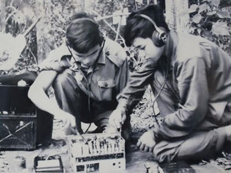 Giữ mạch thông tin xuyên Trường Sơn tới Sài Gòn - ảnh 1
