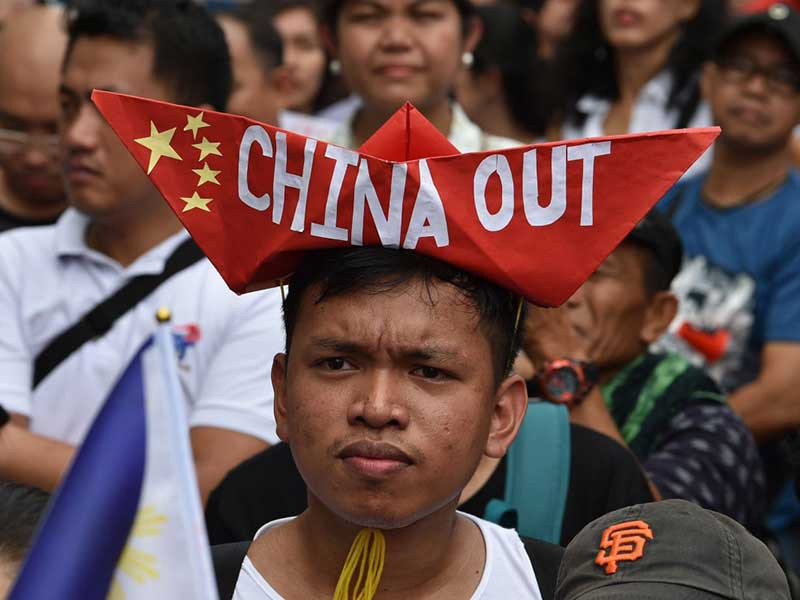 Biển Đông: Trung Quốc lấn tới, vượt sức chịu đựng các nước - ảnh 1