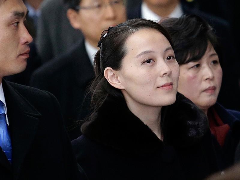 Quyền lực ngày càng lớn của em gái ông Kim Jong-un - ảnh 1