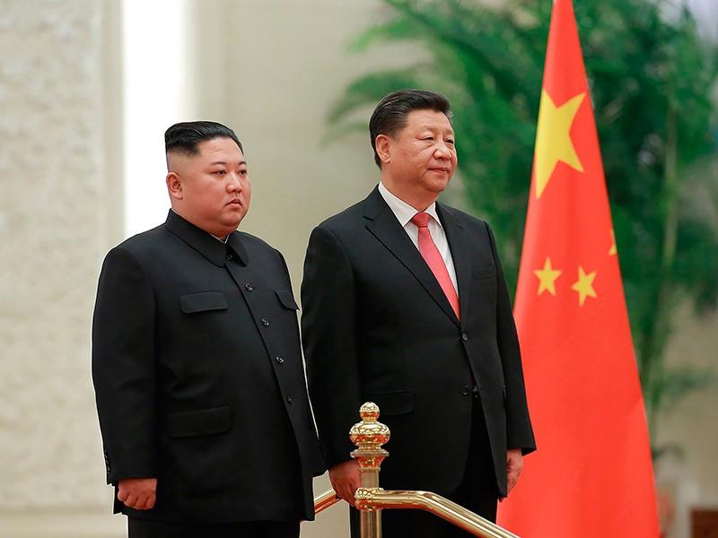 Đại dịch và tương lai quan hệ Triều Tiên - Trung Quốc - ảnh 1