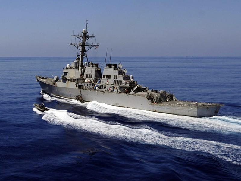 Biển Đông: Mỹ, EU cần bắt tay chống sự đe dọa từ Trung Quốc - ảnh 1