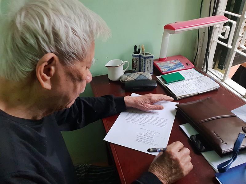 Ông Nguyễn Đình Hương - nhà tổ chức chính trực - ảnh 1