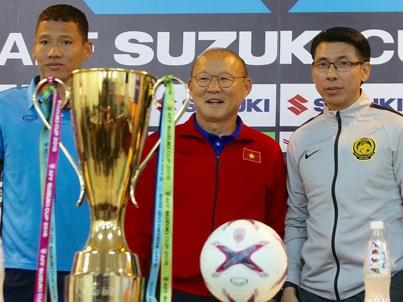 HLV Tan Cheng Hoe: 'Đã đến chu kỳ vô địch của Malaysia!' - ảnh 1