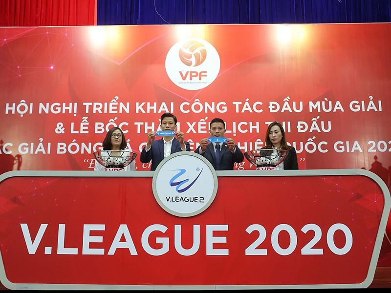 V-League đá kiểu gì sau mùa dịch COVID-19? - ảnh 1