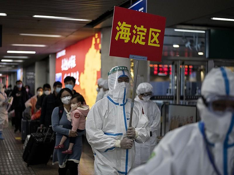 Trung Quốc gặp áp lực lớn vì bị điều tra nguồn gốc COVID-19 - ảnh 1