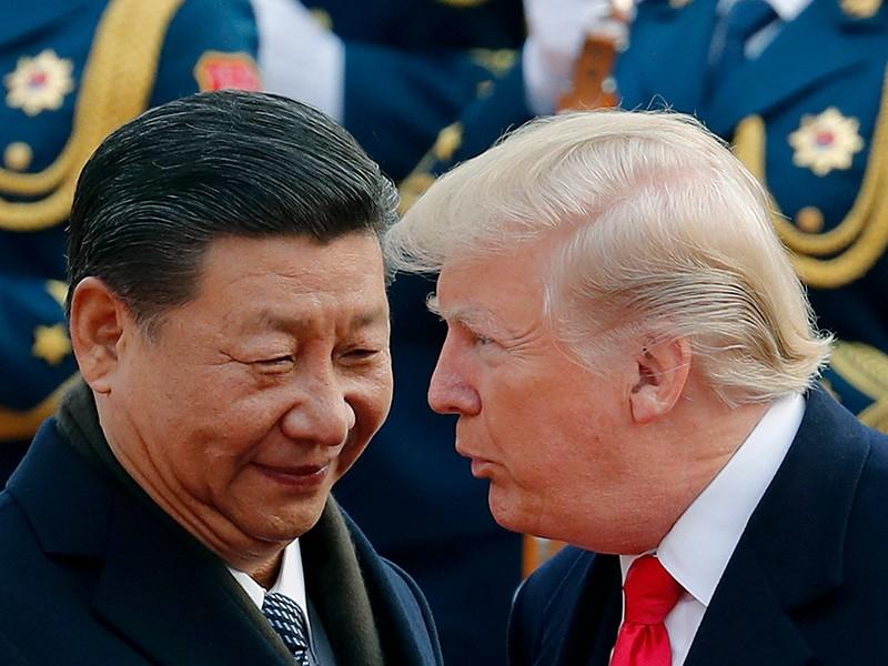 Mỹ có thể trừng phạt Trung Quốc vì COVID-19 - ảnh 1
