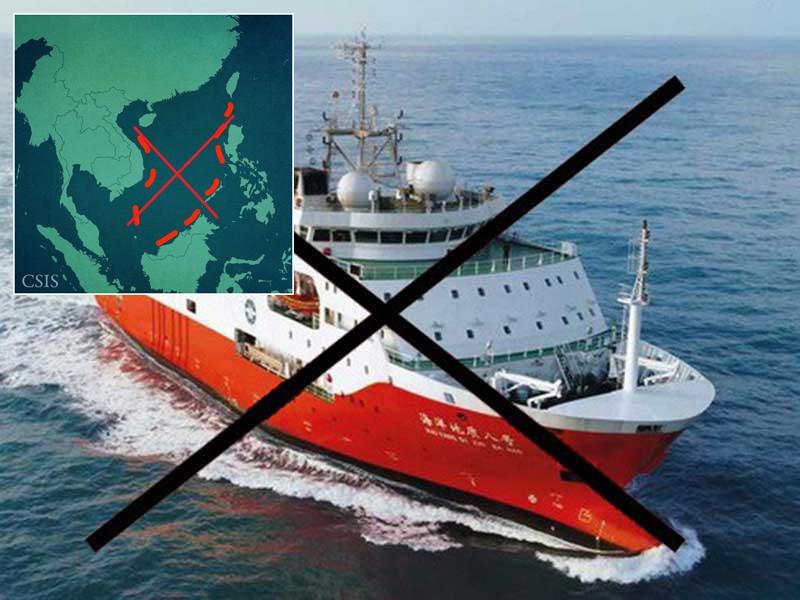 Biển Đông: Trung Quốc cố ý xuyên tạc công hàm Phạm Văn Đồng - ảnh 1