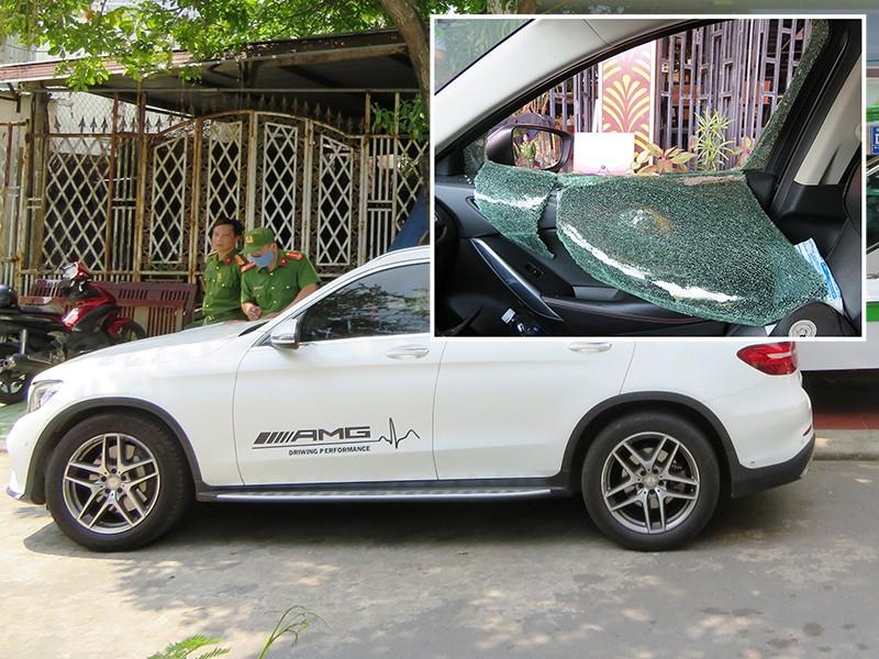 Hàng chục ô tô bị đập kính trộm tài sản ở Đà Nẵng - ảnh 1