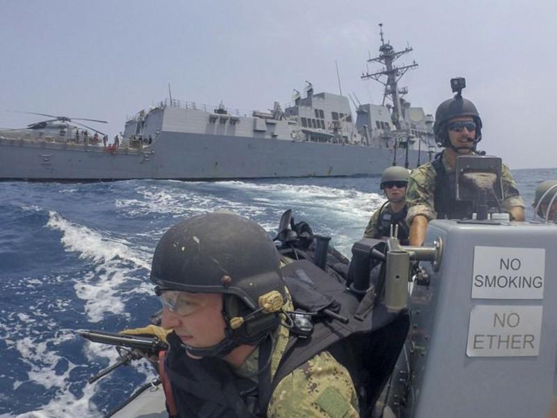 Biển Đông: Chuyên gia bàn chuyện ngăn mưu đồ của Trung Quốc - ảnh 1
