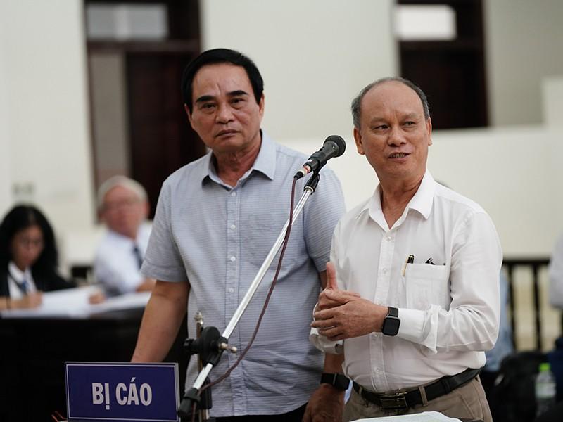 VKS đề nghị bác kháng cáo của 2 cựu chủ tịch Đà Nẵng - ảnh 1