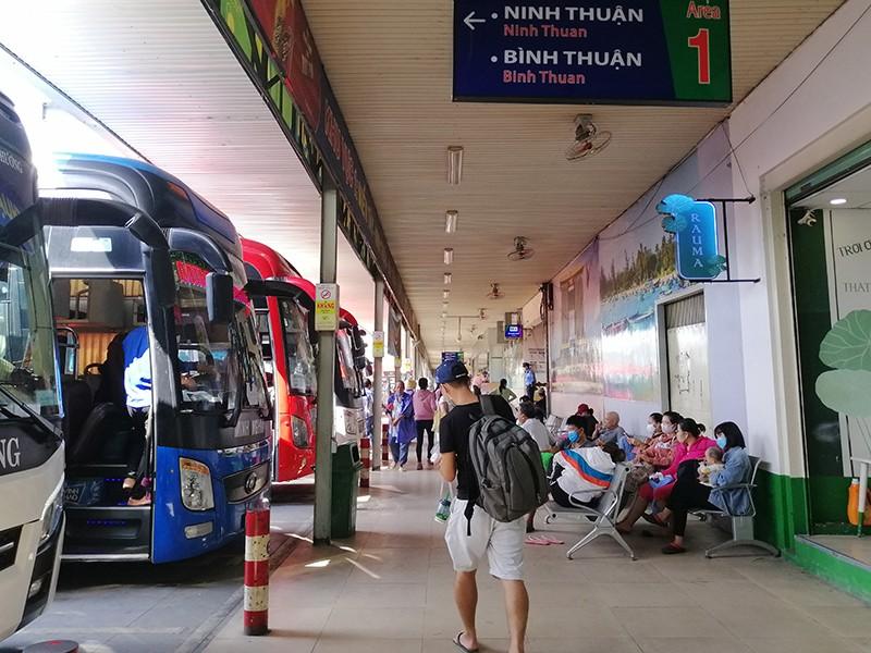 Khôi phục vận tải hành khách: Tin vui cho doanh nghiệp - ảnh 1