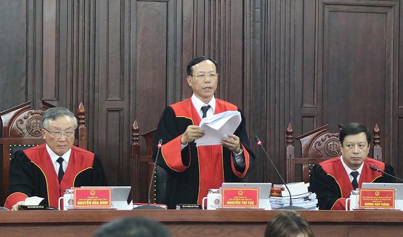Tòa Tối cao bác kháng nghị, y án tử Hồ Duy Hải - ảnh 1
