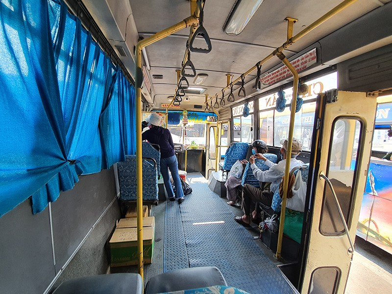 5 năm chưa điều chỉnh xong lộ trình một tuyến xe buýt - ảnh 1