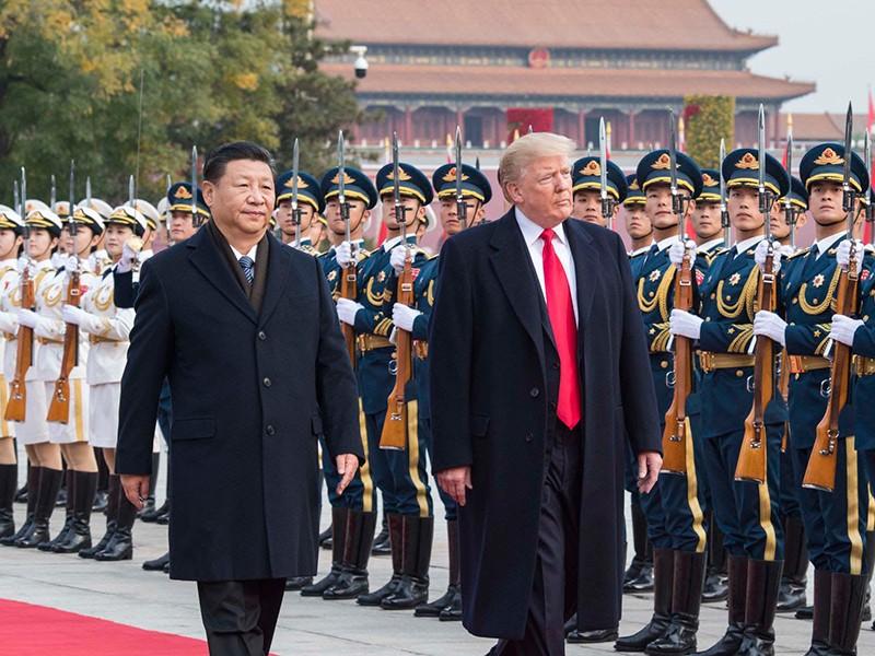COVID-19 chính là lúc Trung Quốc lọt vào tầm ngắm Mỹ - ảnh 1