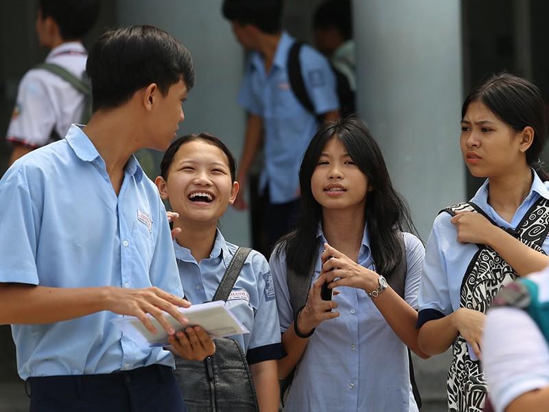 TP.HCM: Thi tuyển sinh lớp 10 ngày 16 và 17-7 - ảnh 1