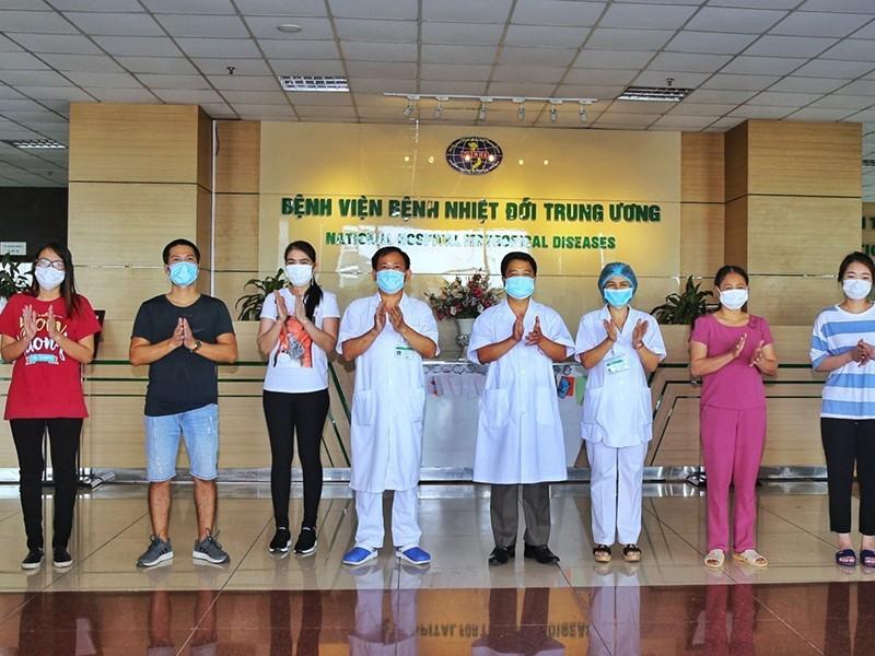 Việt Nam chỉ còn 5% bệnh nhân dương tính với COVID-19 - ảnh 1