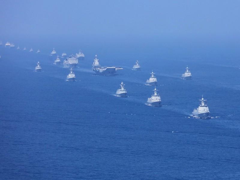 Biển Đông: Chỉ đoàn kết mới chống Trung Quốc hiệu quả - ảnh 1