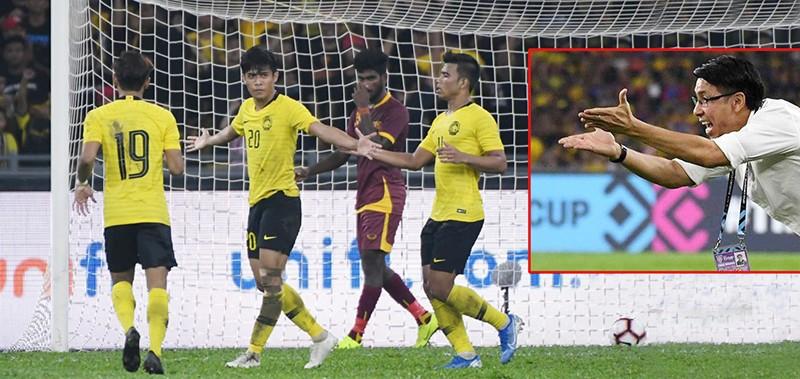 HLV Malaysia 'ganh tị' với ông Park Hang-seo - ảnh 1