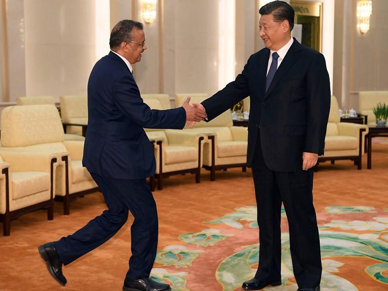 Khả năng WHO kiện Trung Quốc vì COVID-19: Nhiều khó khăn - ảnh 1