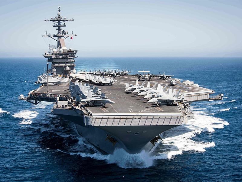 Biển Đông: Không có chuyện Mỹ lùi thì Trung Quốc nhượng bộ - ảnh 1