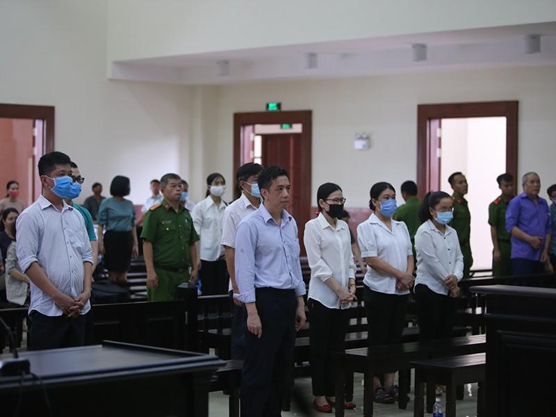 Y án sơ thẩm vụ VN Pharma - ảnh 1