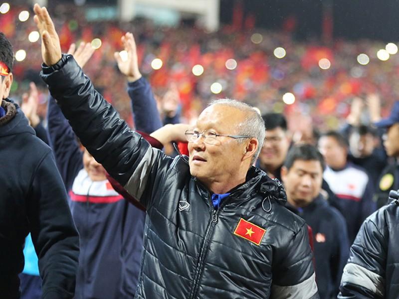 Khi các đối thủ Đông Nam Á ngán thầy trò ông Park - ảnh 1