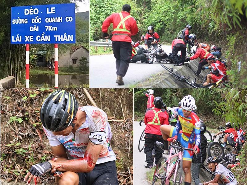 Tai nạn ở đèo Le và cảnh báo của phó chủ tịch liên đoàn - ảnh 1