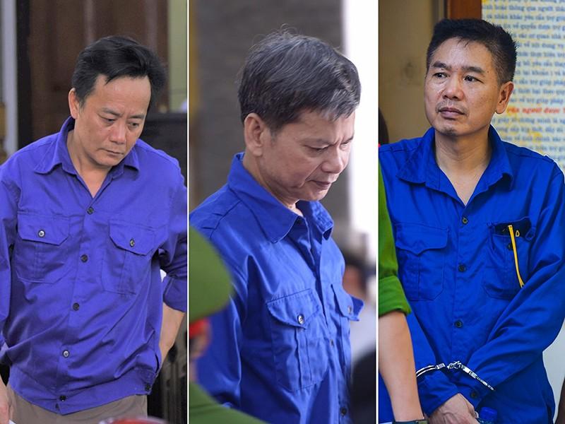 Nhiều bị cáo vụ gian lận điểm Sơn La không nhận tội - ảnh 1