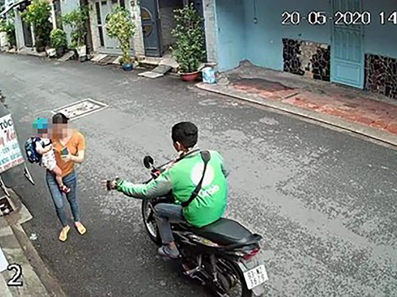 Những tội phạm đội lốt xe ôm công nghệ - ảnh 1