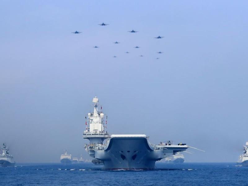 Biển Đông: Căng thẳng nhưng khó xảy ra chiến tranh - ảnh 1